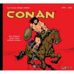 CONAN - LES COMIC STRIPS...