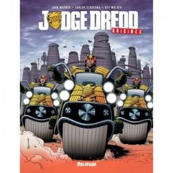 JUDGE DREDD - ORIGINES