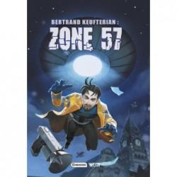BERTRAND KEUFTERIAN : ZONE 57