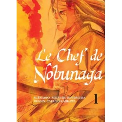 LE CHEF DE NOBUNAGA T01 -...