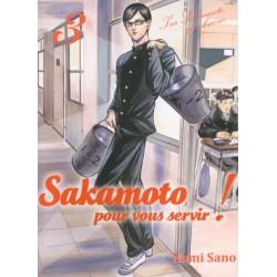 SAKAMOTO, POUR VOUS SERVIR...
