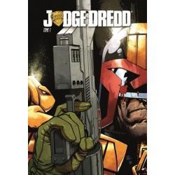 JUDGE DREDD T01
