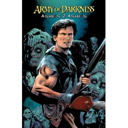 ARMY OF DARKNESS T01 ASHES...