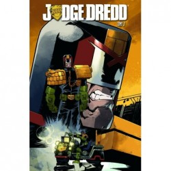 JUDGE DREDD T03