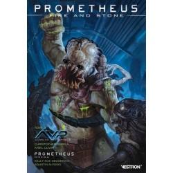 PROMETHEUS : FIRE AND STONE...