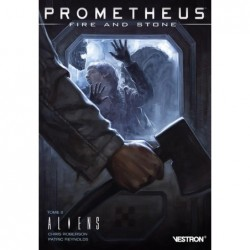 PROMETHEUS : FIRE AND STONE...