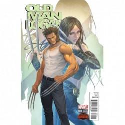 OLD MAN LOGAN -4 HOMARE...