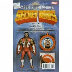 SECRET WARS -5 COVER D...