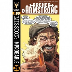 ARCHER & ARMSTRONG -19 REG...