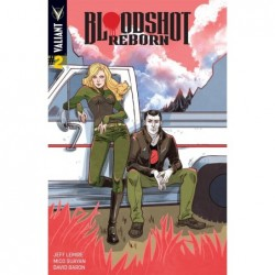 BLOODSHOT REBORN -2 COVER E...