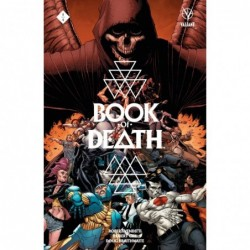 BOOK OF DEATH -1 COVER A...