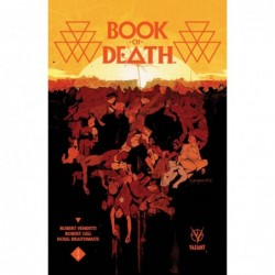 BOOK OF DEATH -1 COVER B...