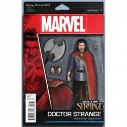 DOCTOR STRANGE VOL 4 -1...
