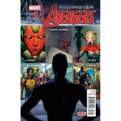 AVENGERS VOL 6 -0 COVER A...