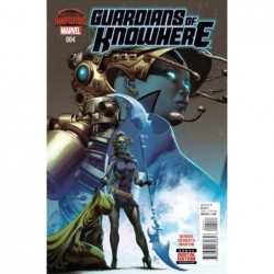 GUARDIANS OF KNOWHERE -4