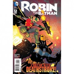 ROBIN SON OF BATMAN -4