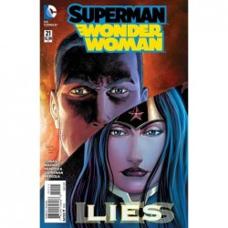 SUPERMAN WONDER WOMAN -21
