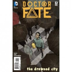 DOCTOR FATE -4