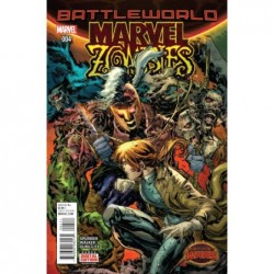 MARVEL ZOMBIES -4