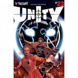 UNITY -23 CVR A EVELY (NEW...