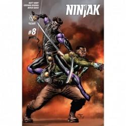 NINJAK -8 CVR A SUAYAN