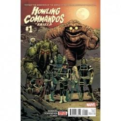 HOWLING COMMANDOS OF SHIELD -1