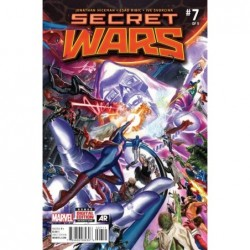 SECRET WARS -7 (OF 8)