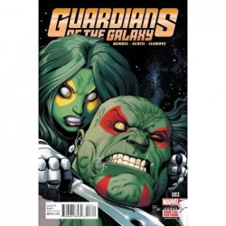 GUARDIANS OF GALAXY -3