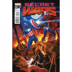 SECRET WARS -8 (OF 9)...