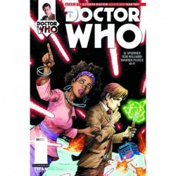 DOCTOR WHO 11TH YEAR 2 -4...