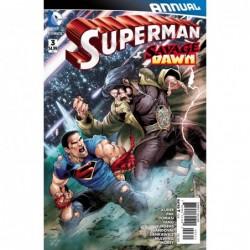 SUPERMAN ANNUAL -3