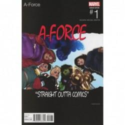 A-FORCE VOL 2 -1 COVER B...
