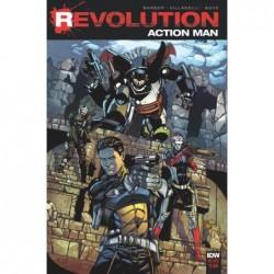 ACTION MAN REVOLUTION -1