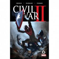 CIVIL WAR II -6 (OF 8)