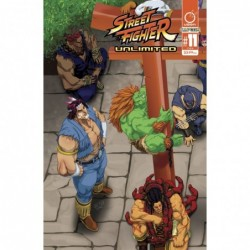 STREET FIGHTER UNLIMITED...