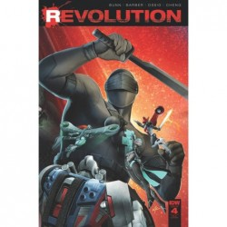 REVOLUTION -4 (OF 5) 10...