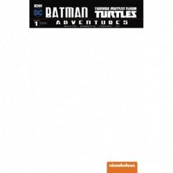 BATMAN TMNT ADVENTURES -1...