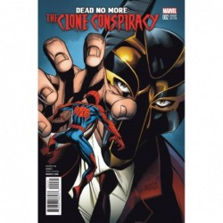 CLONE CONSPIRACY -2 (OF 5)...