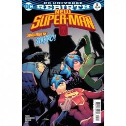 NEW SUPER MAN -5
