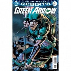 GREEN ARROW -11 VAR ED