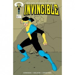 IMAGE FIRSTS INVINCIBLE -1...