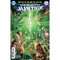 JUSTICE LEAGUE -9