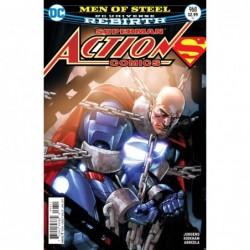 ACTION COMICS -968