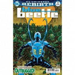 BLUE BEETLE -3