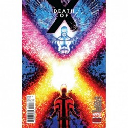 DEATH OF X -4 (OF 4)