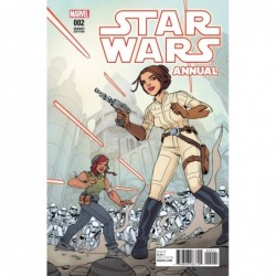 STAR WARS ANNUAL -2...