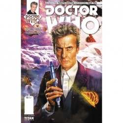 DOCTOR WHO 12TH YEAR TWO...