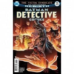 DETECTIVE COMICS -946