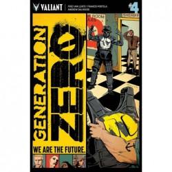 GENERATION ZERO -4 CVR A...