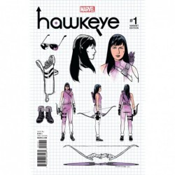 HAWKEYE -1 ROMERO DESIGN...